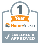 Nashville Home Advisor One Year Badge
