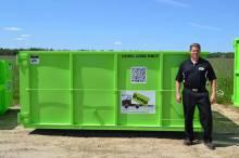 14 Cubic Yard Dumpster